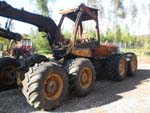 Cat 580 Skogsmaskin